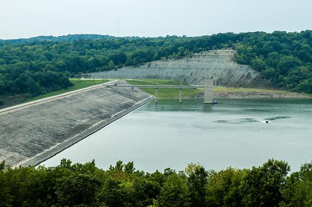 Brookville Lake - August 16, 2014