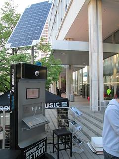 ZeroBase Solar Kiosk