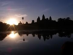 Sunrise at Angkor Wat - 066