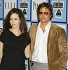 Angelina Jolie and Brad Pitt 2008 Film Independent's Spirit Awards at the Santa Monica Pier - Arrivals Santa Monica, California