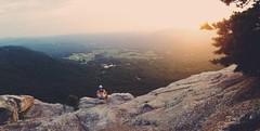 mount yonah sunset (existingoutside) Tags: sunset nature georgia landscape outdoors hiking explore southeast mountyonah neverstopexploring livefolk livebetterstories rei1440project liveauthentic