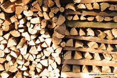 (Jolanda Donn) Tags: holz brennholz holzbeige konicaminoltadynax7d