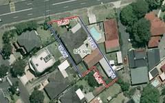 291 STONEY CREEK ROAD, Hurstville NSW