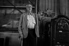 I know the feeling (Giovanni Savino Photography) Tags: newyorkcity newyork streets manhattan streetphotography oldman oldage bravenewworld thirdage newyorkstreetphotography magneticart giovannisavino