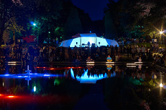 Ambient Park 2014 (Movver) Tags: park up poland ambient techno date source 2014 bialystok