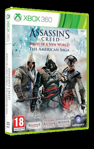 Ubisoft Announces Assassin's Creed: The Americas ...