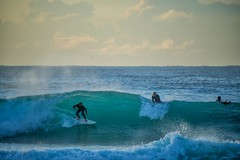 Lookin' in at Maroubra (alexkess) Tags: beach sunrise photography surf waves bra sydney australia surfing nsw alexander sutherland maroubra gms alexkess kesselaar goodmorningsydney