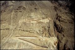Deir Ain Abata (APAAME) Tags: church archaeology ancienthistory mosaic middleeast airphoto oblique aerialphotography aerialphotograph scannedfromslide aerialarchaeology stlot deirainabata deirainabataproject jadis1905002 khnezirelahmar megaj8820 sanctuaryofagioslot pleiades:depicts=697626