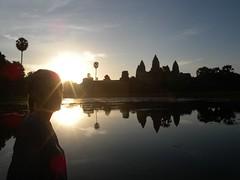 Sunrise at Angkor Wat - 082