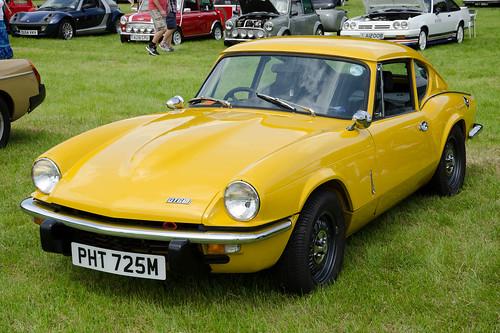 Triumph GT6 Mk 3 (1973)