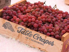 Lodi Table Grapes (hmdavid) Tags: festival table grapes grape lodi 2014