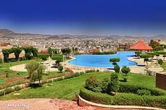 Mvenpick Hotels - Sana'a - HDR (  ) Tags: boy portrait canon landscape yemen sanaa taiz         canon6d  buildings oldsanaa beautifulview
