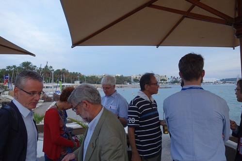 EPIC Dinner ECOC 2O14 Cannes - France (12)