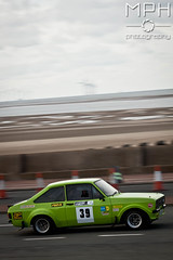 Darren Howard/Scott Howard - Ford Escort Mk2 (MPH94) Tags: new building ford darren tarmac club scott brighton accident howard stage rally racing stages event evergreen promenade mk2 advice motor solicitors motorracing escort services wallasey wirral wigan rallying 2014