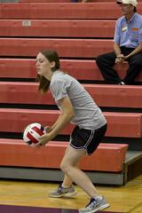 DAVE6976 (David J. Thomas) Tags: sports athletics women volleyball arkansas scots batesville johnbrownuniversity lyoncollege