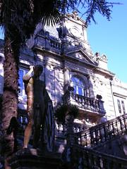 Pazo de Lourizn (carlinhos75) Tags: architecture arquitectura nikon palace galicia pontevedra palacio patrimonio pazo p5000 lourizn patrimoniodegalicia centrodeinvestigacionesforestalesyagrnomas