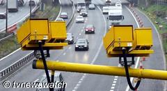 Speed_Cameras (tvnewswatch) Tags: camera cars driving traffic motorway ticket specs speeding penalty motorists