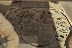 Stuttgart (Alemania). Stiftskirche. Sepulcro (santi abella) Tags: germany stuttgart alemania stiftskirche escudos herldica