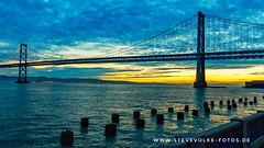 Connecting people #sanfrancisco #oaklandbaybridge (stevevolke1) Tags: sanfrancisco oaklandbaybridge