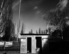Photoautomat, Berlin (adriboum) Tags: berlin photoautomat blackandwhite