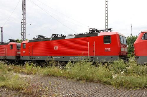 DB Regio 143 026-3 Trier-Nord