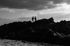 Caloura Azores Acores (adamnsinger) Tags: leica summilux 50mm 14 f8 beach azores acores portugal caloura brooding
