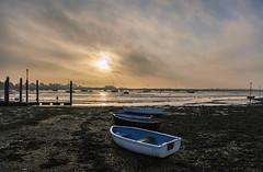 Cloudy sunrise @ Emsworth (THE NUTTY PHOTOGRAPHER) Tags: emsworth harbour sunrise lowtide muddywaters dockbay