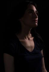 Madelin (Zach Sutton Photography | http://ZSuttonPhoto.com) Tags: drama dramatic rimlight beautiful gorgeous lighting profoto los angeles la studio