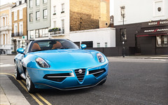 Disco Volante. (Alex Penfold) Tags: alfa romeo disco volante by touring supercars supercar super car cars autos alex penfold 2017 london
