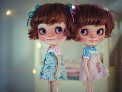 A Doll A Day. Jun 6. Double Trouble.