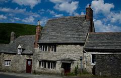 (birdfan2) Tags: cottage dorset corfe