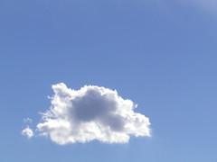 Cloudscapes #151 (tt64jp) Tags: blue light sky cloud sun white sol nature weather japan soleil solar shine cloudy gray wolke  nuage     nube   gunma    kiryu