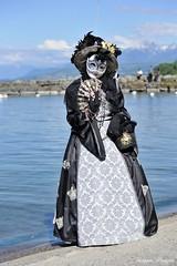 Parade vénitienne Yvoire (joménager) Tags: costume nikon passion 70200 f28 d3 afs masque hautesavoie yvoire rhônealpes costumesvénitiens