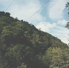 holy ground (bridgettecdll) Tags: road trip blue brown mountains green nature beautiful vertical horizontal vintage hair photography glasses eyes hiking kentucky ky quality south pale southern simple plain