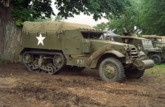 M3 Half-track (Ronald_H) Tags: holiday film track half years m3 70 normandy dday halftrack 2014