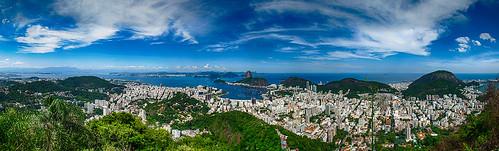 Guanabara Bay - Panorama