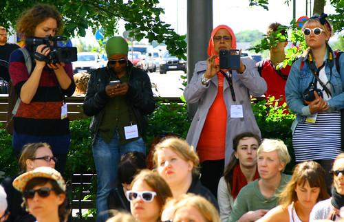 FattaAtt publik 2 Nordiskt Forum Fredag