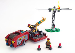 """FutureCity Fire Engine Mk II • <a style=""""font-size:0.8em;"""" href=""""https://www.flickr.com/photos/92322346@N04/14430096744/"""" target=""""_blank"""">View on Flickr</a>"""