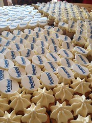 Corporate Mini Cupcakes