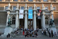 photoset: Akademie: Abschlussarbeiten 2013/14 (18.-27.6.2014, Schillerplatz & Semperdepot)