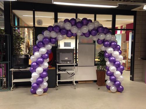 Ballonboog 6m EDU Deltacollege Barendrecht