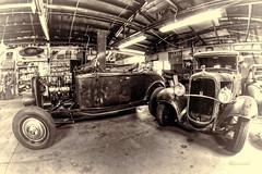 Old Crow Speed Shop Open House 2014 (dmentd) Tags: hotrod custom streetrod hss sliderssunday