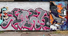 graffiti (wojofoto) Tags: amsterdam graffiti wojofoto ndsm wolfgangjosten nederland netherland holland
