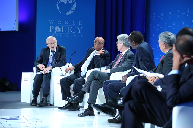 Plenary session 11: Africa