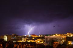 Lightning over Brighton (thespaff) Tags: brighton lightning storms ukstorms