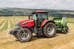 Jerusalem Road Baling June 2014 014 (Mark Schofield @ JB Schofield) Tags: tractor grass yorkshire farming harvest round fields agriculture bales silage agricultural huddersfield forage mccormick colnevalley hinchcliffe contractors baling linthwaite mchale