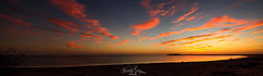 Dawn Glow (wendygrigsonphotography) Tags: ocean morning sea seascape beach station sunrise canon dawn sigma australia westernaustralia sharkbay tamalastation sigma816mm tamalastationwesternaustralia