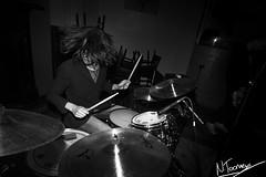 Matt Grocott and The Shrives (nick.toomey) Tags: music rock drums pub punk guitar live ska livemusic band tune