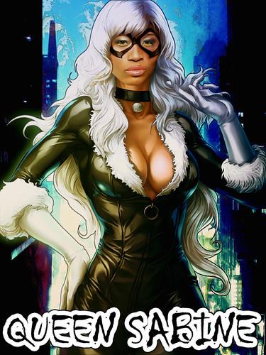 Super Queen Sabine