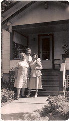 "summer 1948 two - Aunt Marie-s - Dad-s aunt • <a style=""font-size:0.8em;"" href=""http://www.flickr.com/photos/42153737@N06/14574448455/"" target=""_blank"">View on Flickr</a>"